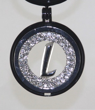 EDC-L22L - Large Medallion Coin, fits Large Dream Catcher locket