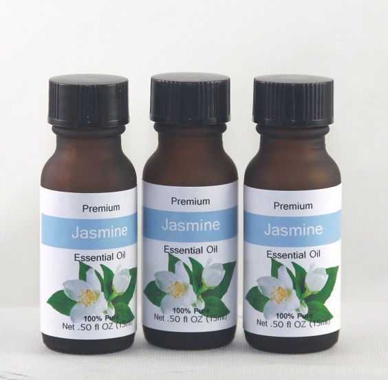 Jamine 1/2 OZ Essential Oil - Half OZ Essential Oils, only use a couple of drops at a time