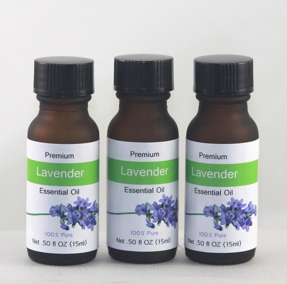 Lavender 1/2 OZ Essential Oil - Half OZ Essential Oils, only use a couple of drops at a time