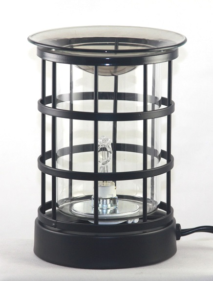 ET-405 Clear Bird Cage - Electric lantern Oil burner