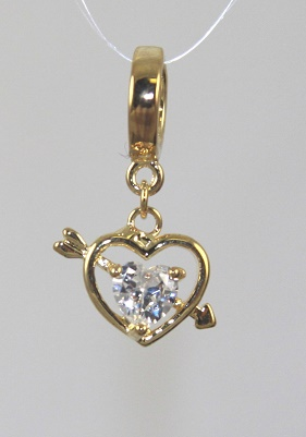 FRC40-GD - Forever Jewelry charms
