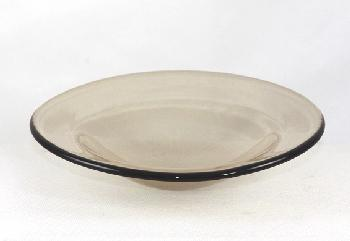 EGT-Large Round Brown Top - Replacement dish, that goes on top of an Electric Oil Burner.